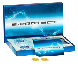 E-Protect Personal ( 1 Card E-Protect şi 2 Sticker E-Protect)